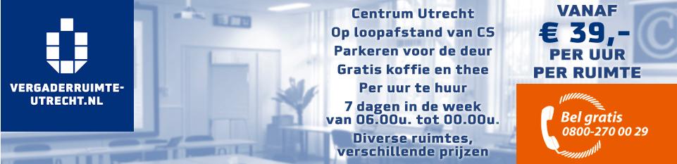 Vergaderruimte-utrecht.nl